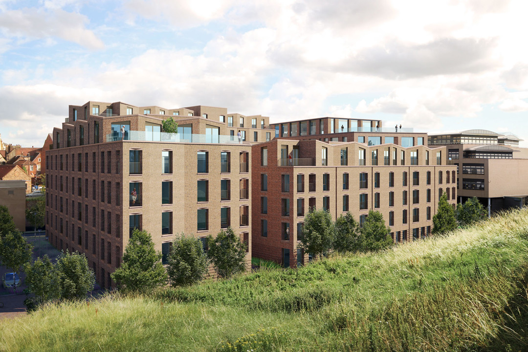 Unanimous Approval for Hudson House Mixed Use Development in York
