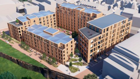 Main Contractor appointed on prestigious Hudson Quarter development