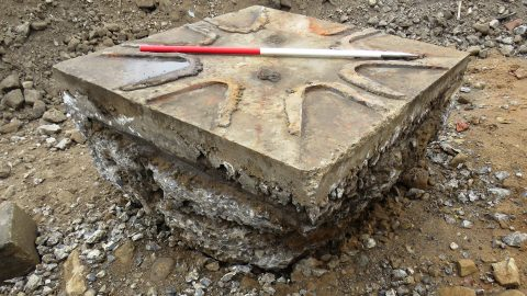Archaeologists discover history of York's railway at Hudson Quarter